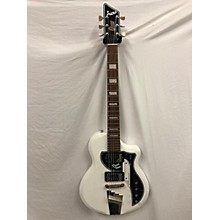 Supro Dual Tone Bowie 420\500 Solid Body Electric Guitar