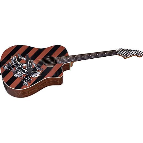 Fender Duane Peters Sonoran Acoustic-Electric Guitar