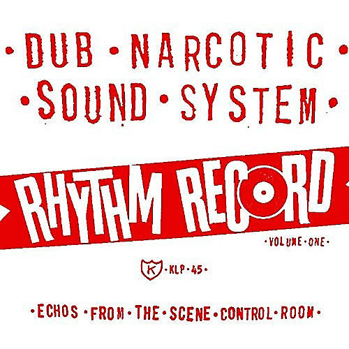 Alliance Dub Narcotic Sound System - Rhythm Record 1 - One Echoes From Scene Control
