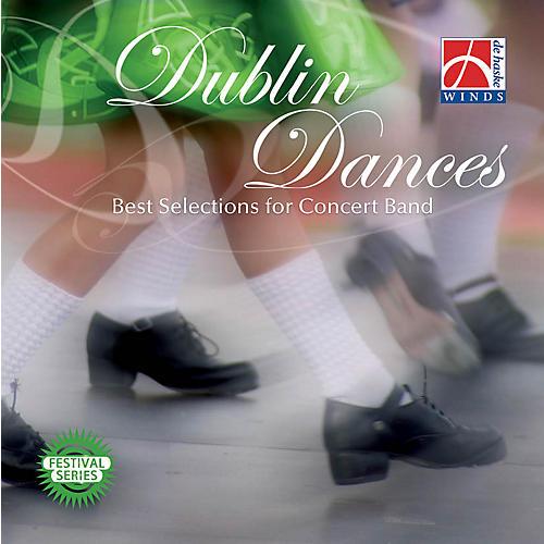 Hal Leonard Dublin Dances Cd Concert Band