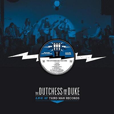 Duchess & the Duke - Live at Third Man