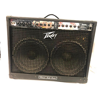Peavey Duel Two Twelve Tube Guitar Combo Amp