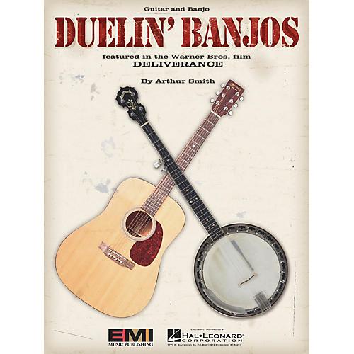 Hal Leonard Duelin' Banjos Guitar Sheet Series