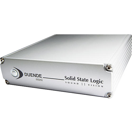 Solid State Logic Duende Mini DSP Powered DAW Plug-In Platform