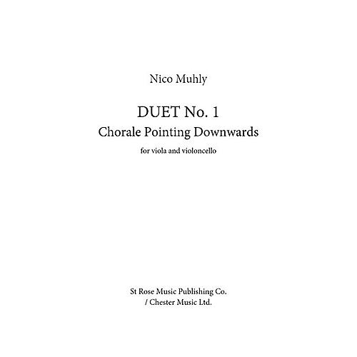 St. Rose Music Publishing Co. Duet No. 1 - Chorale Pointing Downwards (Cello and Viola) Music Sales America Series Softcover