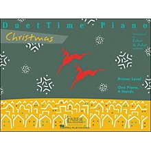 Faber Piano Adventures Duettime Piano Christmas Primer Level One Piano Four Hands - Faber Piano