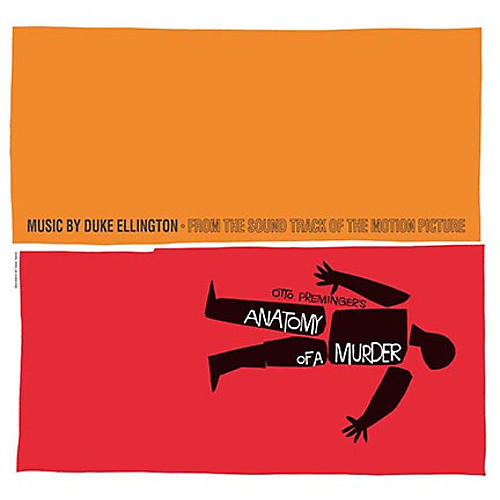 Alliance Duke Ellington - Anatomy of a Murder (Orange Vinyl) (Original Soundtrack)
