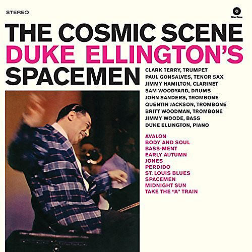 Alliance Duke Ellington - Cosmic Scene
