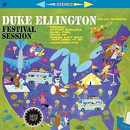Alliance Duke Ellington - Festival Session + 2 Bonus Tracks