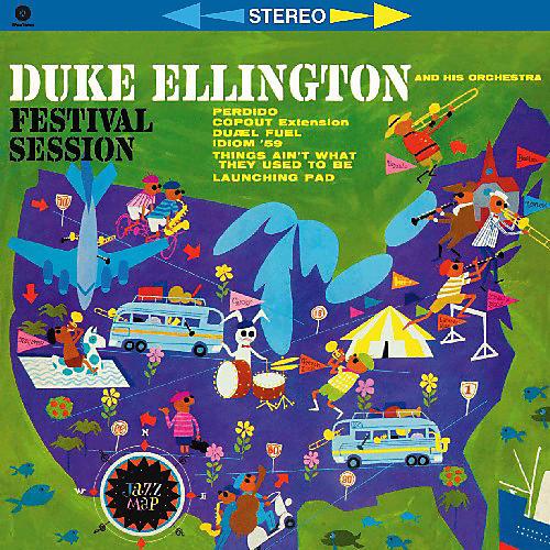 Alliance Duke Ellington - Festival Session