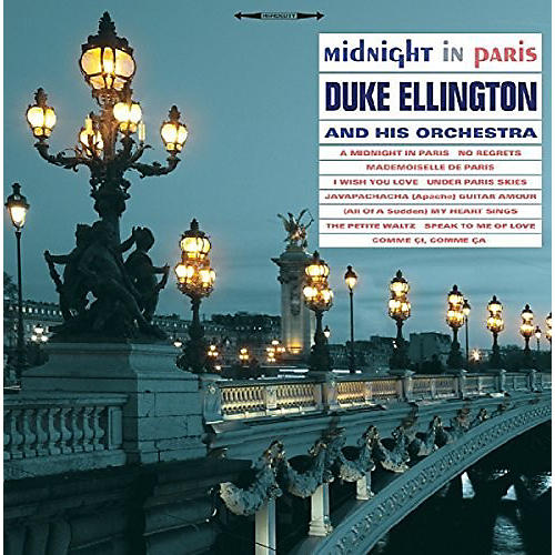 Alliance Duke Ellington - Midnight In Paris