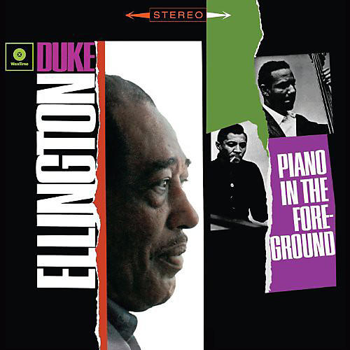 Alliance Duke Ellington - Piano in the Foreground