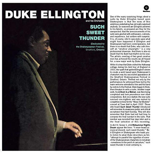 Alliance Duke Ellington - Such Sweet Thunder