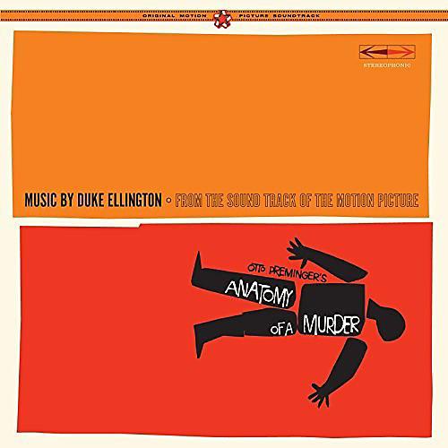 Alliance Duke Ellington & His Orchestra - Anatomy of a Murder (Original Motion Picturee Soundtrack)