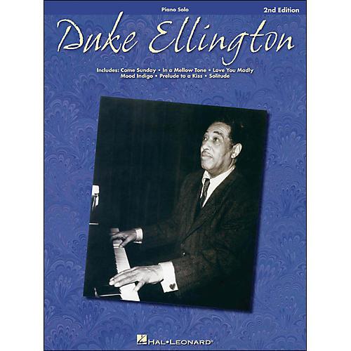 Hal Leonard Duke Ellington Piano Solos 2nd Edition