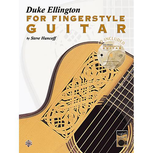 Alfred Duke Ellington for Fingerstyle Guitar (Book/CD)