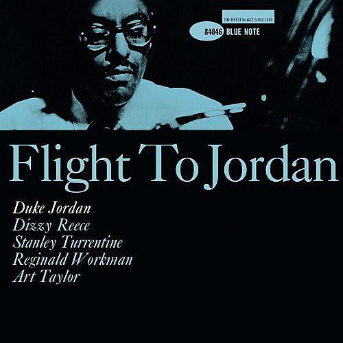 Alliance Duke Jordan - Flight to Jordan