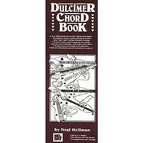 Mel Bay Dulcimer Chord Book Musicians Friend