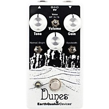 Open Box EarthQuaker Devices Dunes Overdrive Guitar Pedal V2