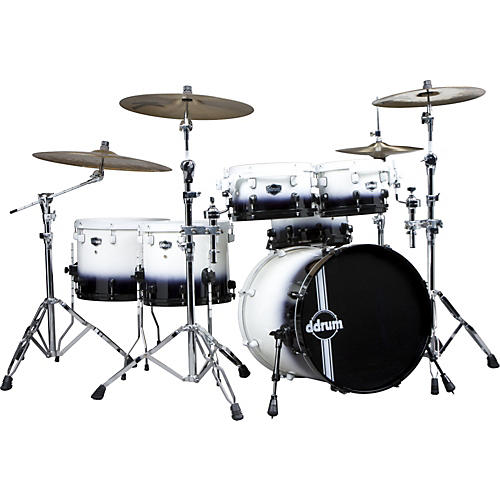 Ddrum Duo Fade Maple 6-Piece Shell Pack
