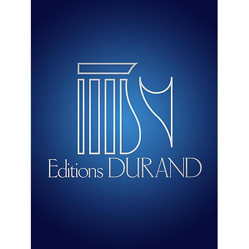 Max Eschig Duo No. 2 (for Violin and Viola) Editions Durand Series Composed by Bohuslav Martinu