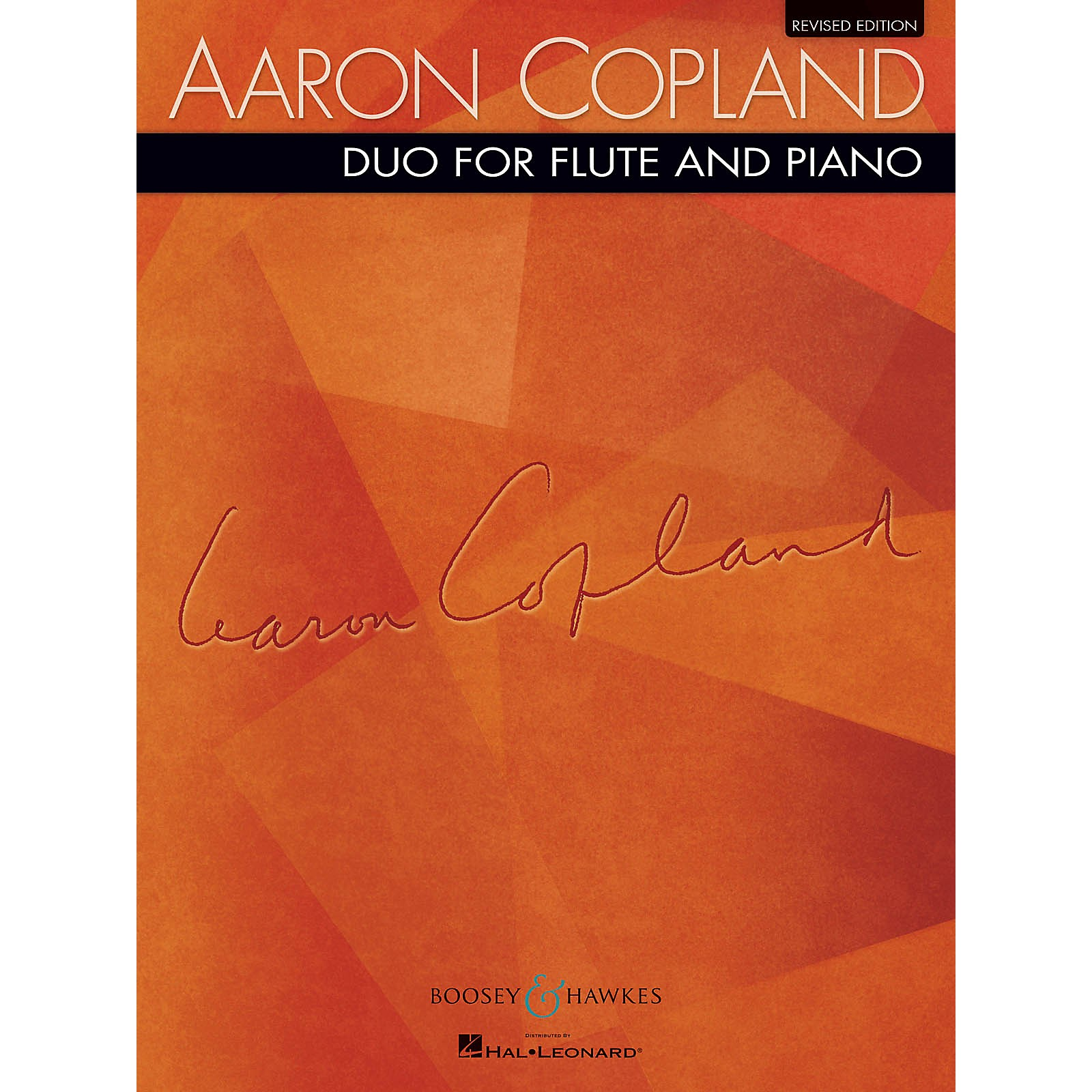 Boosey and Hawkes Duo for Flute and Piano (Revised Edition) Boosey & Hawkes Chamber Music Series Softcover
