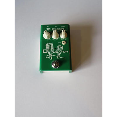 TC Helicon Duplicator Footswitch