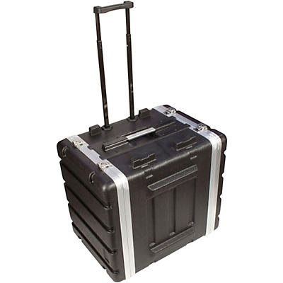 Ultimate Support DuraCase UR-8LTH Rolling 8-Space Rackmount Case