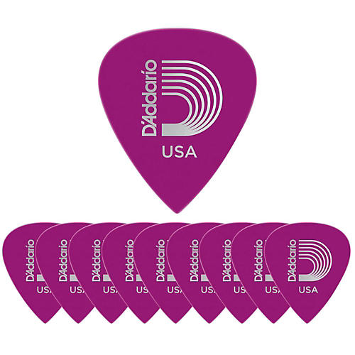 D'Addario Planet Waves Duralin Precision Heavy Guitar Picks