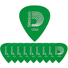 D'Addario Planet Waves Duralin Precision Medium Guitar Picks