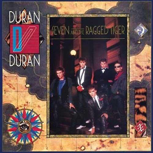 Alliance Duran Duran - Seven & the Ragged Tiger