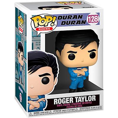 Funko Duran Duran POP! Rocks Roger Taylor Vinyl Figure #128