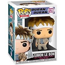 Funko Duran Duran POP! Rocks Simon Le Bon Vinyl Figure
