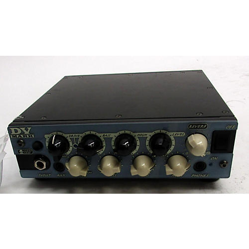 DV Mark Dv Micro 50 II Bass Amp Head
