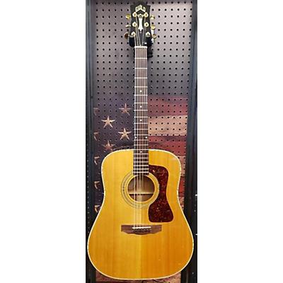 Guild Dv6 Acoustic Guitar