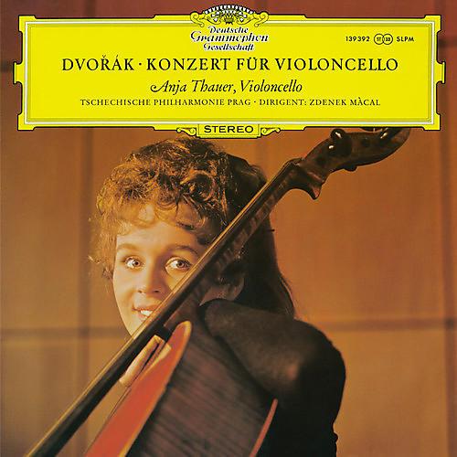 Alliance Dvorak: Cello Concerto