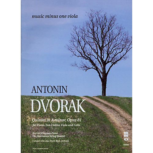 Hal Leonard Dvorak Quintet in A Minor Op 81