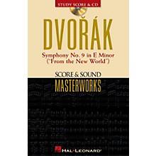 Hal Leonard Dvorák - Symphony No. 9 in E Minor (From the New World) Study Score with CD by Antonín Dvorák