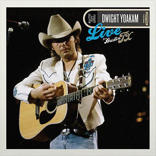 Alliance Dwight Yoakam - Live From Austin Tx