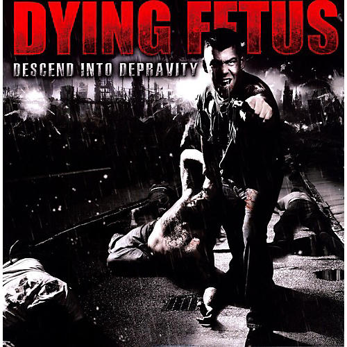 Alliance Dying Fetus - Descend Into Depravity