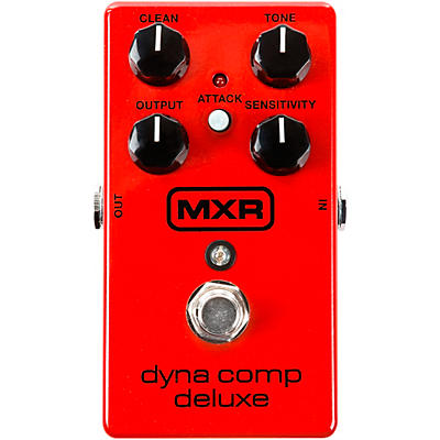 MXR Dyna Comp Deluxe Compressor Effects Pedal