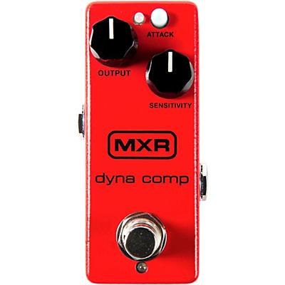 MXR Dyna Comp Mini Compressor Pedal