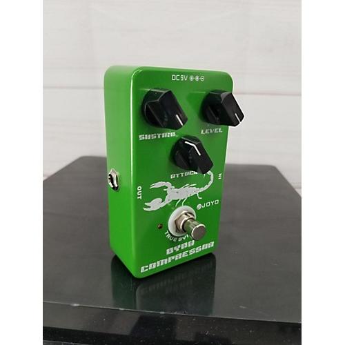 Dyna Compressor Effect Pedal