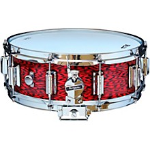 Dyna-Sonic Snare Drum with Beavertail Lugs 14 x 5 in. Red Onyx