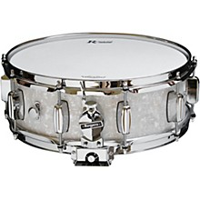 Dyna-Sonic Snare Drum with Bread & Butter Lugs 14 x 5 in. White Marine Pearl