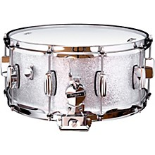 Dyna-Sonic Snare Drum with Bread & Butter Lugs 14 x 6.5 in. Silver Sparkle