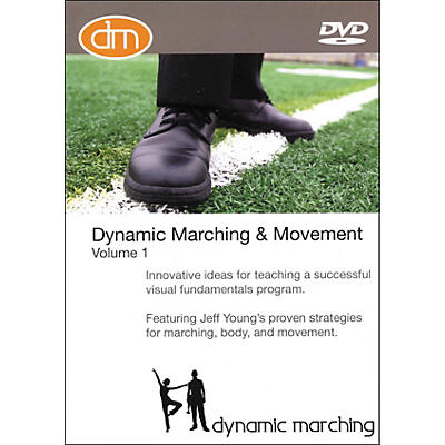 Hal Leonard Dynamic Marching And Movement: Volume 1 (DVD)