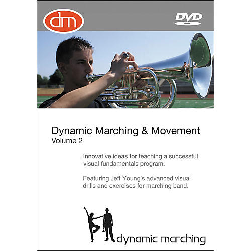 Hal Leonard Dynamic Marching And Movement: Volume 2 (DVD)