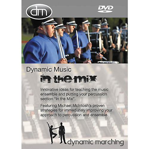 Hal Leonard Dynamic Music: In The Mix (DVD)