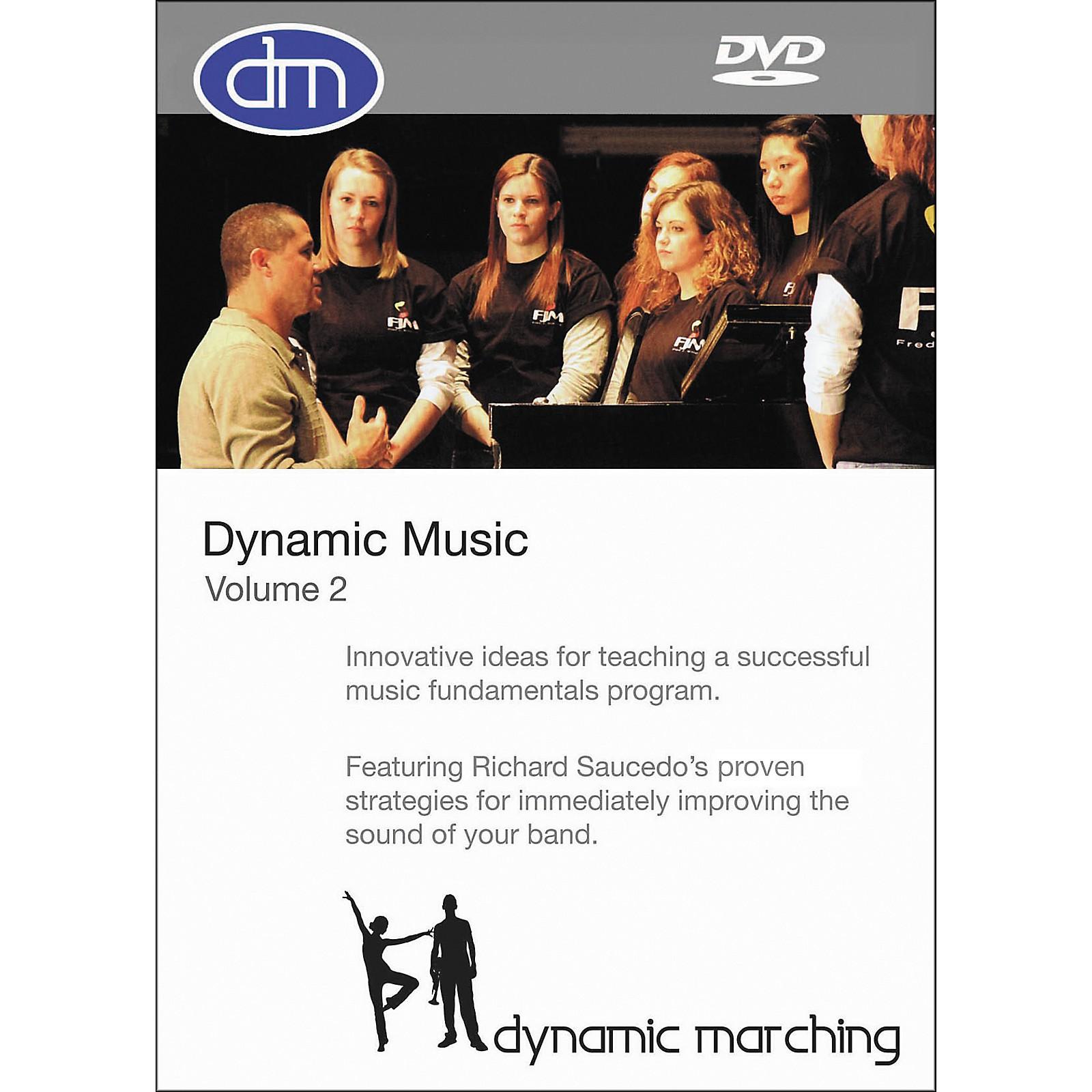 Hal Leonard Dynamic Music: Volume 2 (DVD)